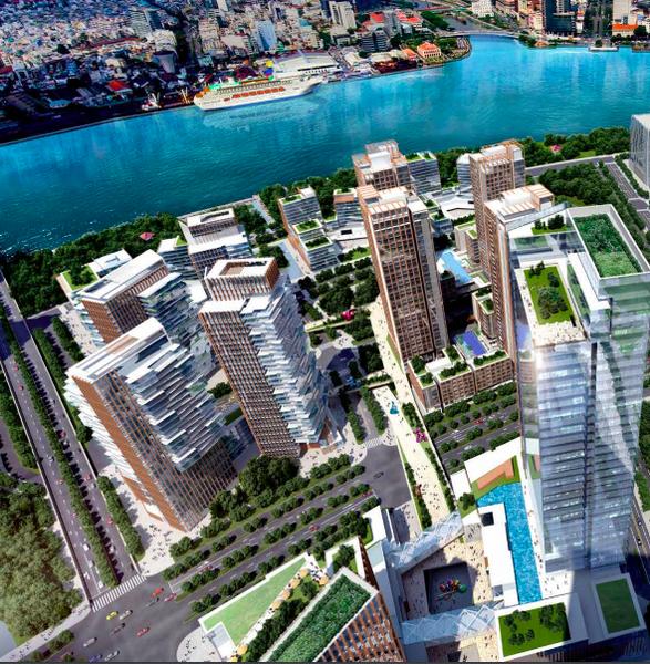 2017 精明投資越南房地產-越南胡志明市房地產投資指標建案分析總整理 上 @東南亞投資報告