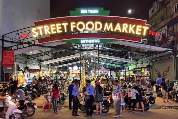 越南胡志明市夜生活去哪裡?夜市市集-入境隨俗比較懶人包整理心得 范五老街,咖啡公寓,Envy @東南亞投資報告