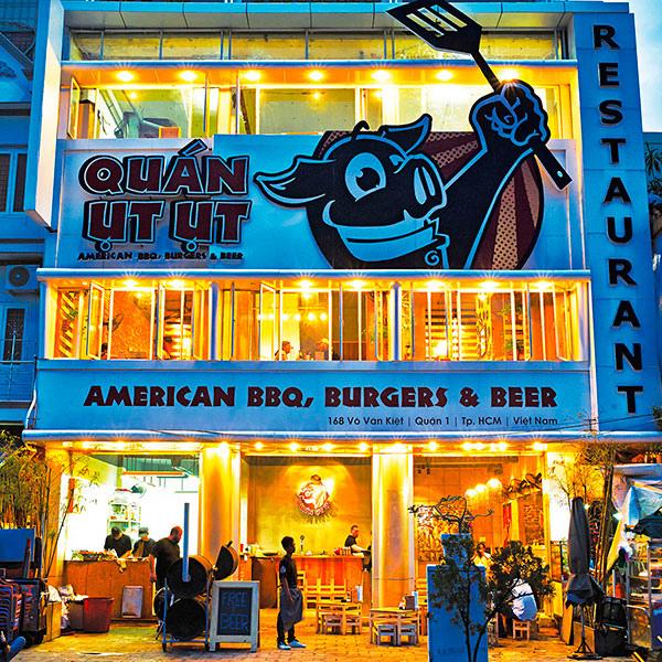 2020 啤酒對決好去處-越南胡志明市第一郡美式餐廳推薦懶人包整理-Quan Ut Ut @東南亞投資報告