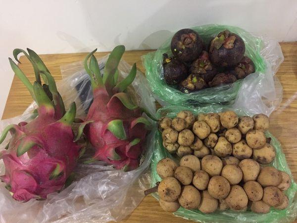 越南美食攻略-越南水果推薦懶人包整理(附完整水果價格 水果季節 挑選方式) @東南亞投資報告