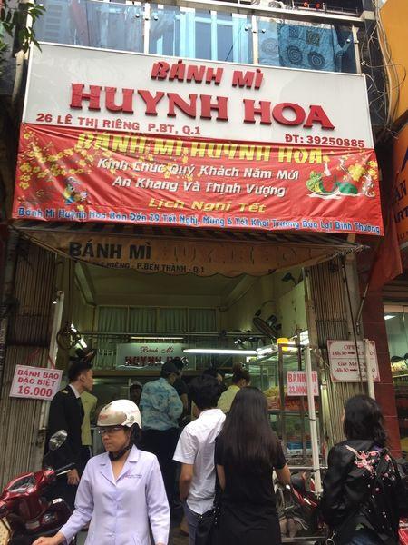 胡志明市必吃越南法國麵包推薦懶人包整理-banh mi huynh hoa 高貴不貴法國麵包 @東南亞投資報告