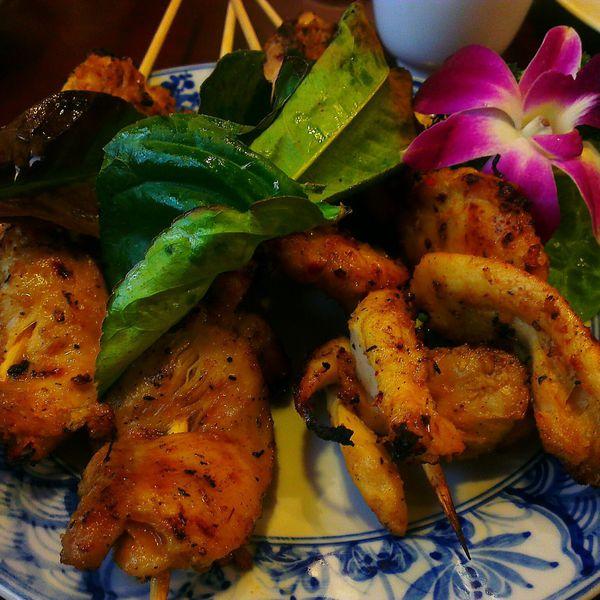 上海古北區  安宮  好吃料多的越南料理 @東南亞投資報告