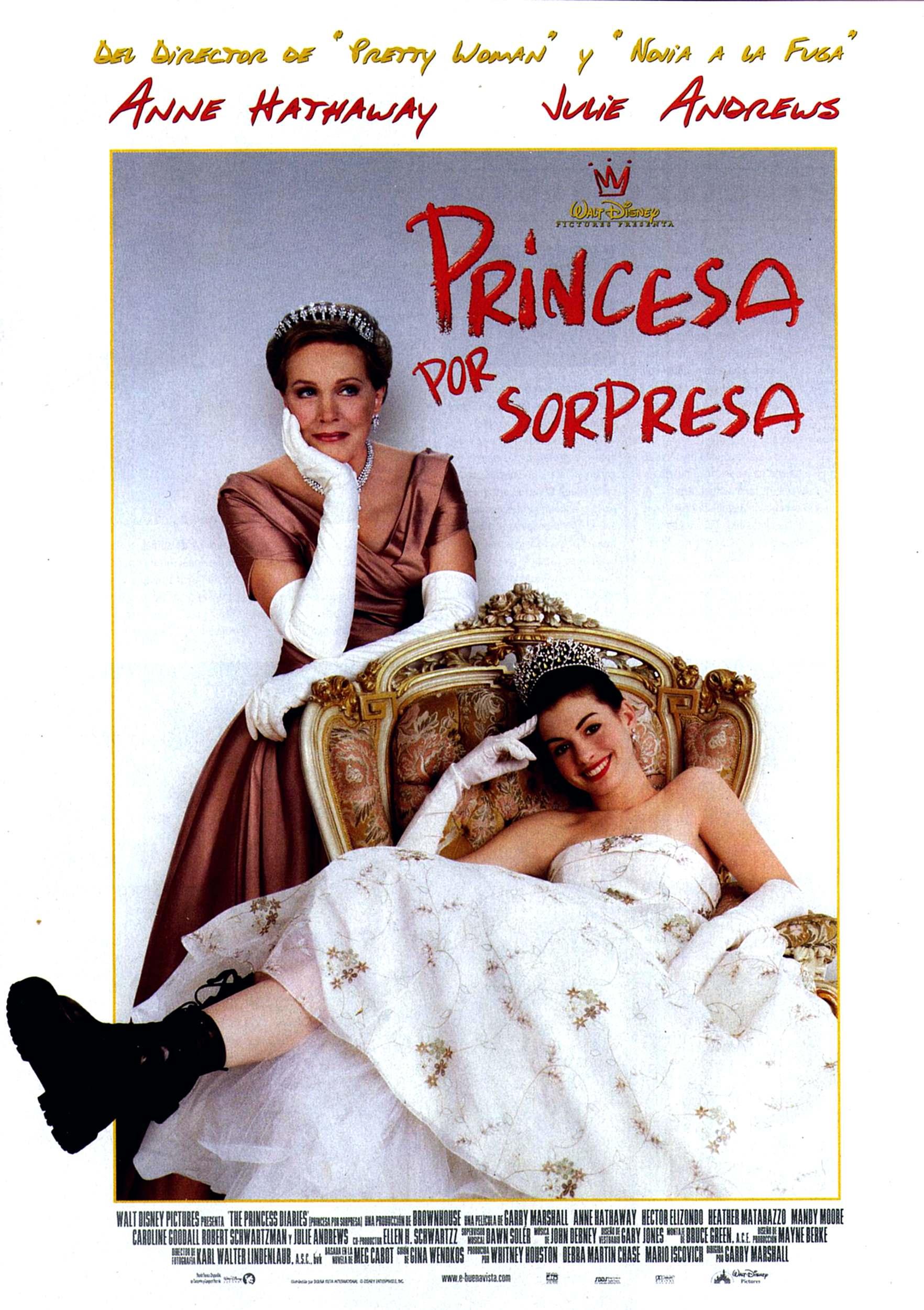 電影中的詩—安海瑟威:麻雀變公主The Princess Diaries1/勇者並非無懼 @東南亞投資報告