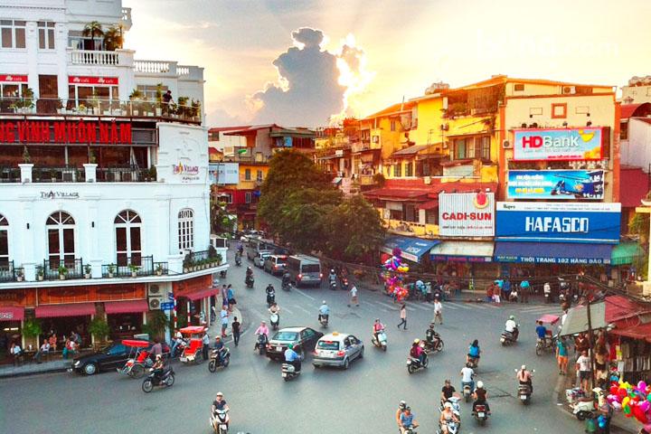 河內古街區 @東南亞投資報告