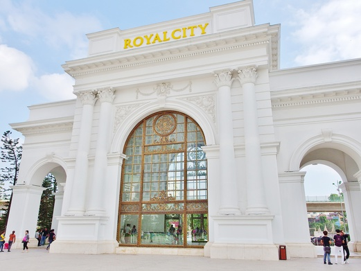 Royal City Vincom Mega Mall @東南亞投資報告