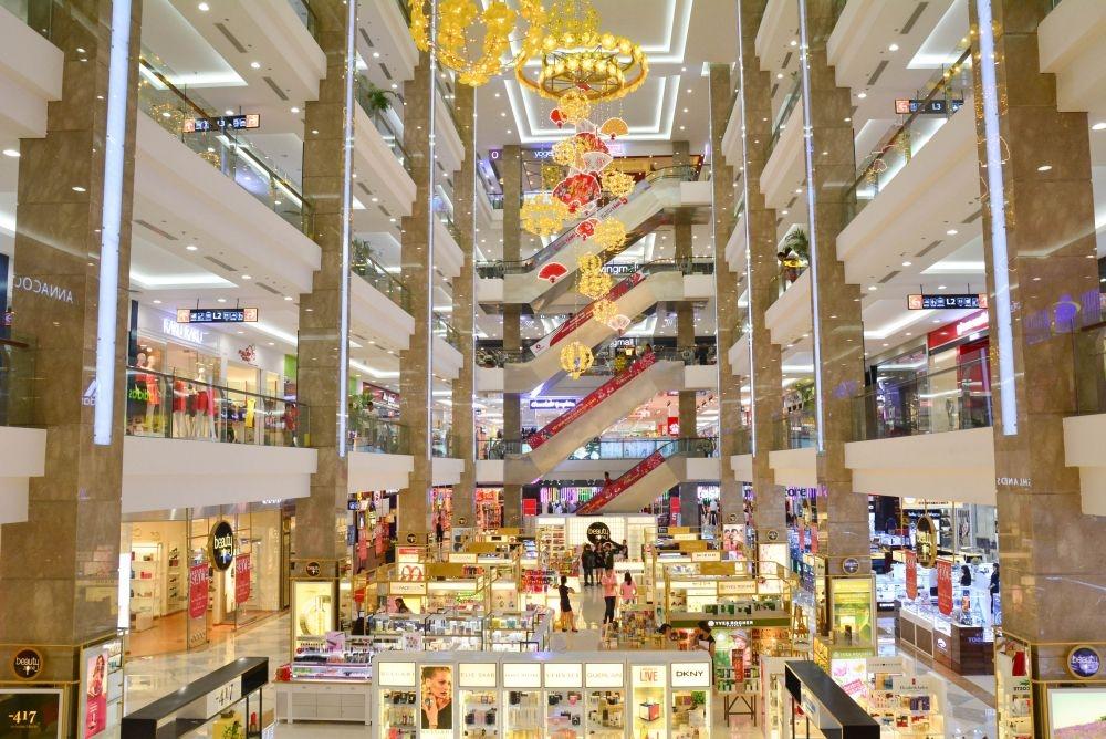 Royal City Vincom Mega Mall @東南亞投資報告