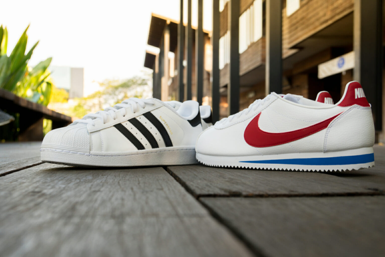 NIKE/Adidas運動鞋 @東南亞投資報告