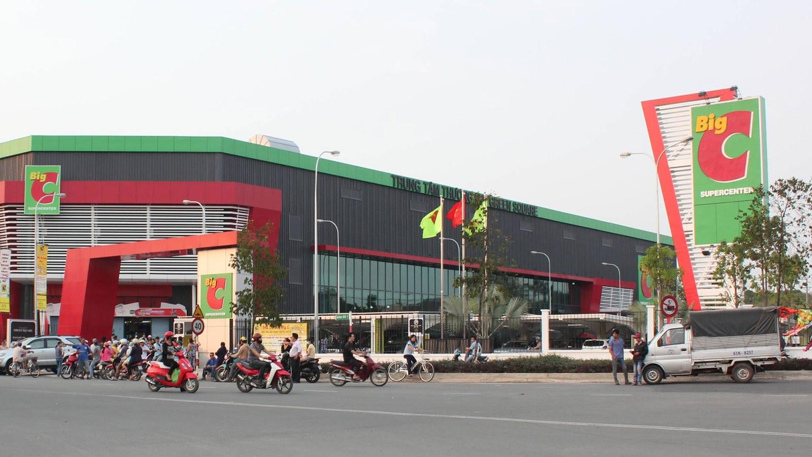 Big C Supercenter @東南亞投資報告
