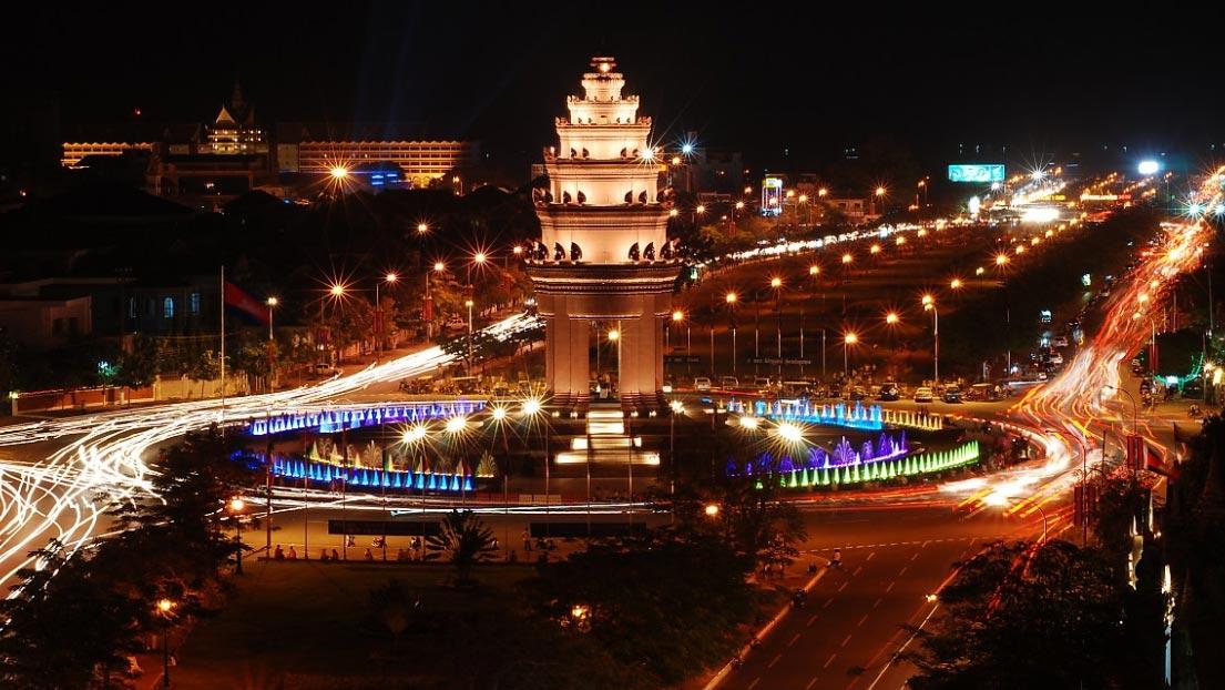 2018 精明投資柬埔寨房地產—金邊市蛋黃區投資建案分析總整理 @東南亞投資報告