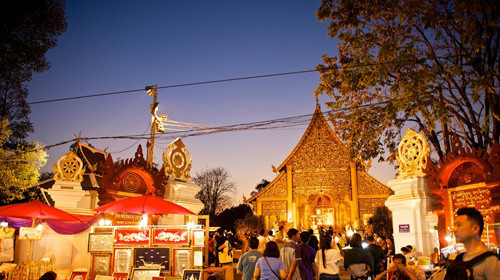 2019 泰國清邁必逛夜市懶人包:營業時間、地點、推薦美食小吃 @東南亞投資報告
