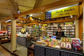 泰國清邁必買有哪些?購好購滿 八大必買伴手禮手信紀念品推薦懶人包 Herb Basics精油,興太太手工皂,Doi Kham皇家農產品 @東南亞投資報告