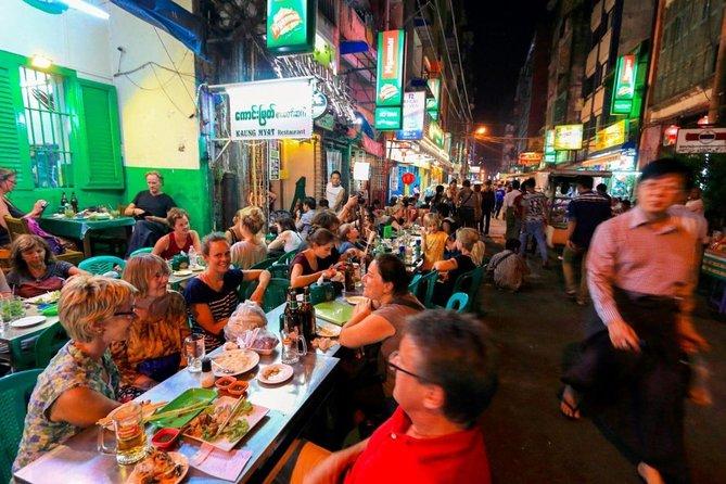 緬甸仰光必吃特色美食小吃 – 路邊攤美食懶人包推薦! @東南亞投資報告