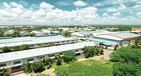 中美貿易戰下的越南情勢 越南工業區和寫字樓現況 @東南亞投資報告