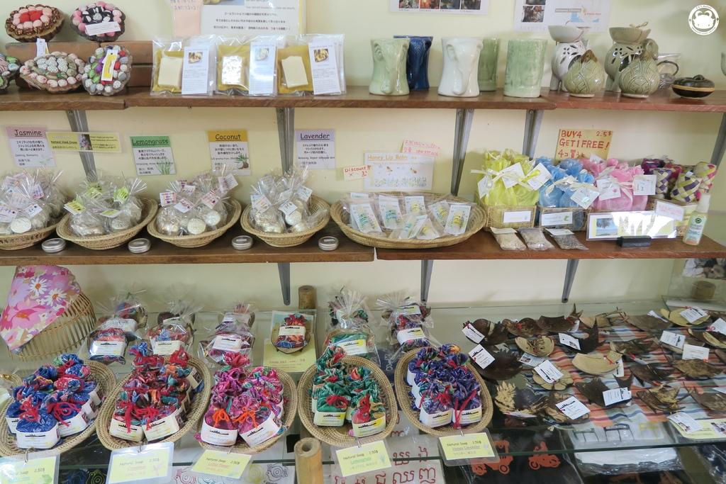 柬埔寨吳哥窟暹粒必買伴手禮推薦懶人包整理  當地名產手信禮品最佳選單—SUSU、蓮花油、手工香皂、藝品 @東南亞投資報告