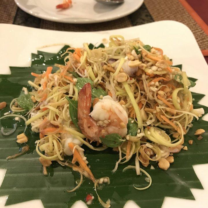 柬埔寨吳哥窟暹粒必吃美食推薦  超人氣正宗餐點搜集排行榜—Amok·、紅咖哩、香蕉花沙拉、鳯梨飯 @東南亞投資報告
