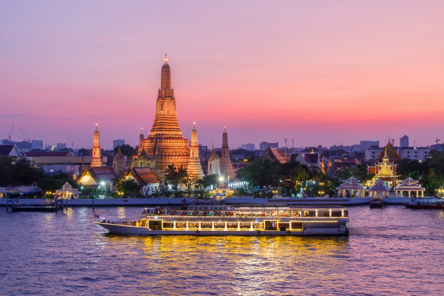泰國曼谷旅遊懶人包攻略-簽證 機票 網路 交通 住宿 自由行app推薦 @東南亞投資報告