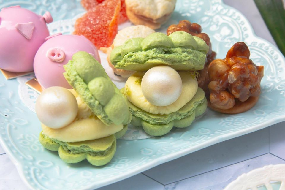 Most special afternoon tea shop in Taipei Zhongshan District ranking! Dowager Must visit afternoon tea shop TOP 10 @東南亞投資報告