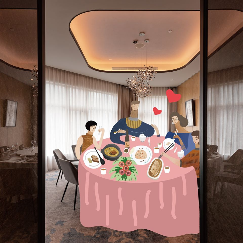 防疫也要好好吃飯-溫馨5月高雄精選餐廳優惠懶人包—五星飯店餐廳肋眼牛排買一送一、龍蝦套餐下殺7折價、火焰櫻桃鴨免費升級烤全鴨2吃 @東南亞投資報告
