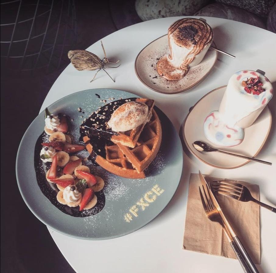台中絕不能錯過的人氣下午茶店家大整理!口碑必訪TOP20排行榜(下)— Stunning Café、Fermento發酵、KafeD、花甜囍室、時光 @東南亞投資報告